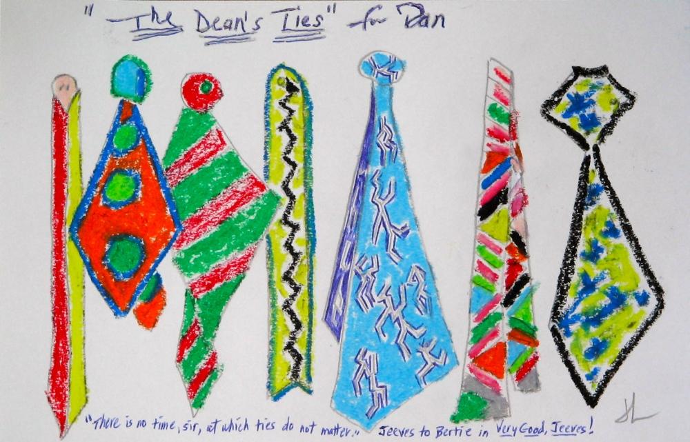 The Dean's Ties