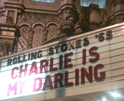 Charlie Is My Darling at The Hollywood