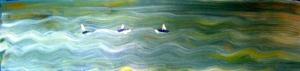 3 Sailboats
