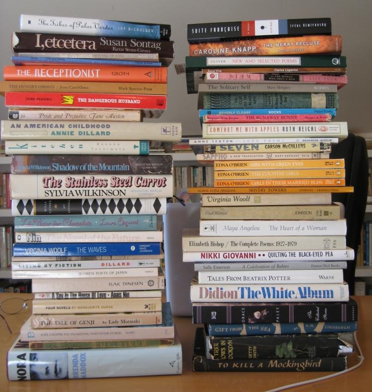 Books by Women Writers