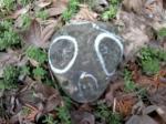 Shell Face Stone