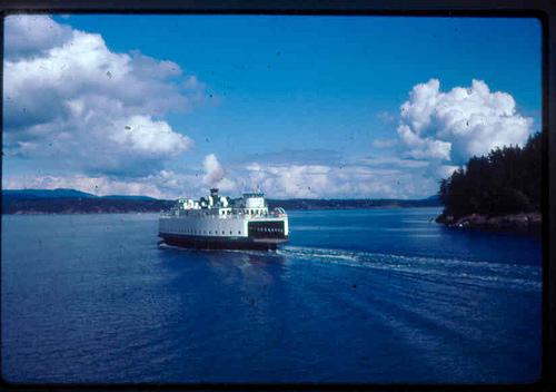 San Juan Islands Ferry
