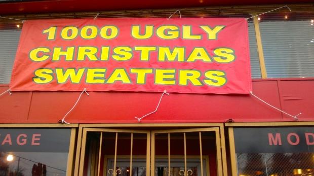1000 Ugly Christmas Sweaters