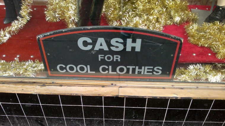 Cash For Cool Clothes
