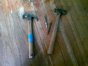 Nail Punches and Hammers