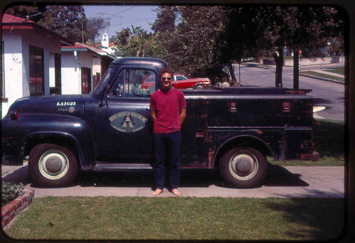 Joe and the Peace Truck April 1970_4151572268_m