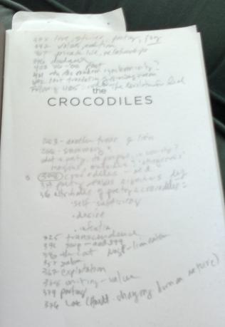 Crocodiles 4