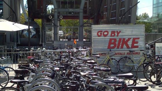 Go By Bike