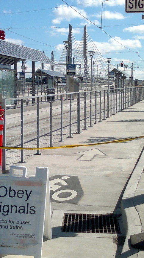 Obey Signals: West End Tilikum Crossing