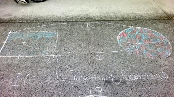 Sidewalk Trig Functions 2
