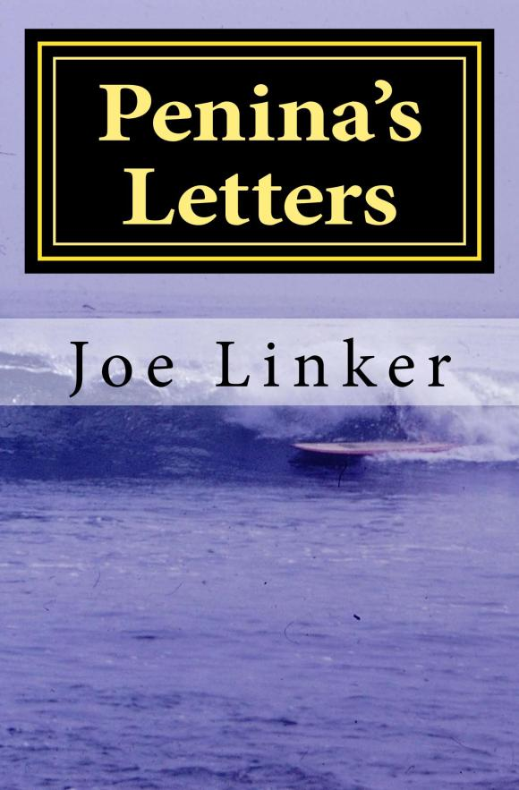 Paperback Cover of Penina's Letters