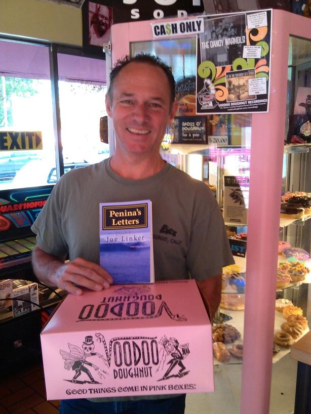 at Voodoo doughnut