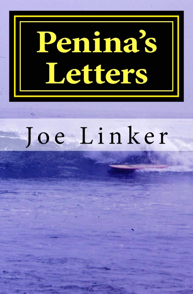 Peninas Letters Front Cover