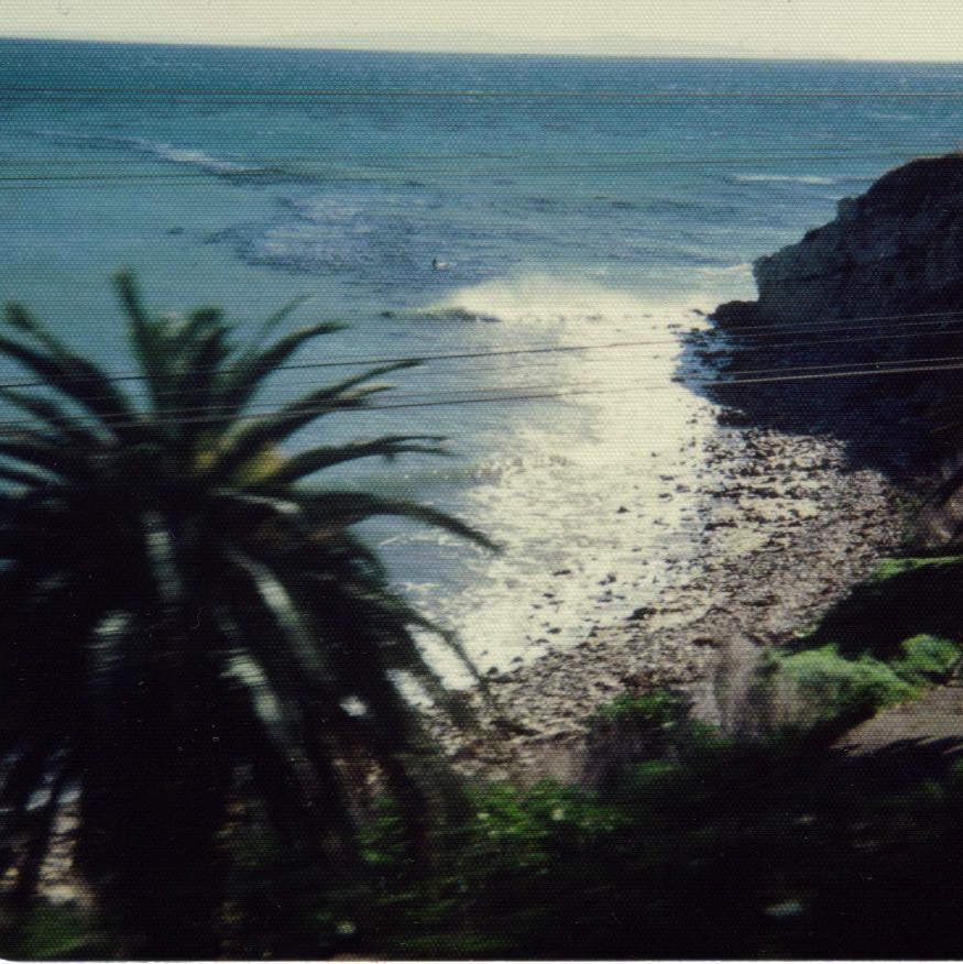 Refugio from Coast Starlight