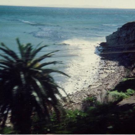 Refugio from Coast Starlight Special