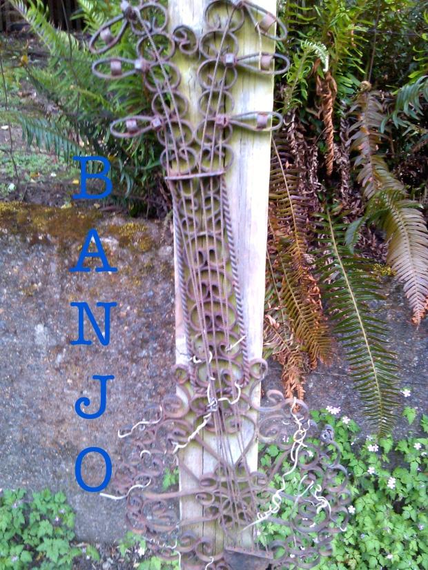 Banjo Post