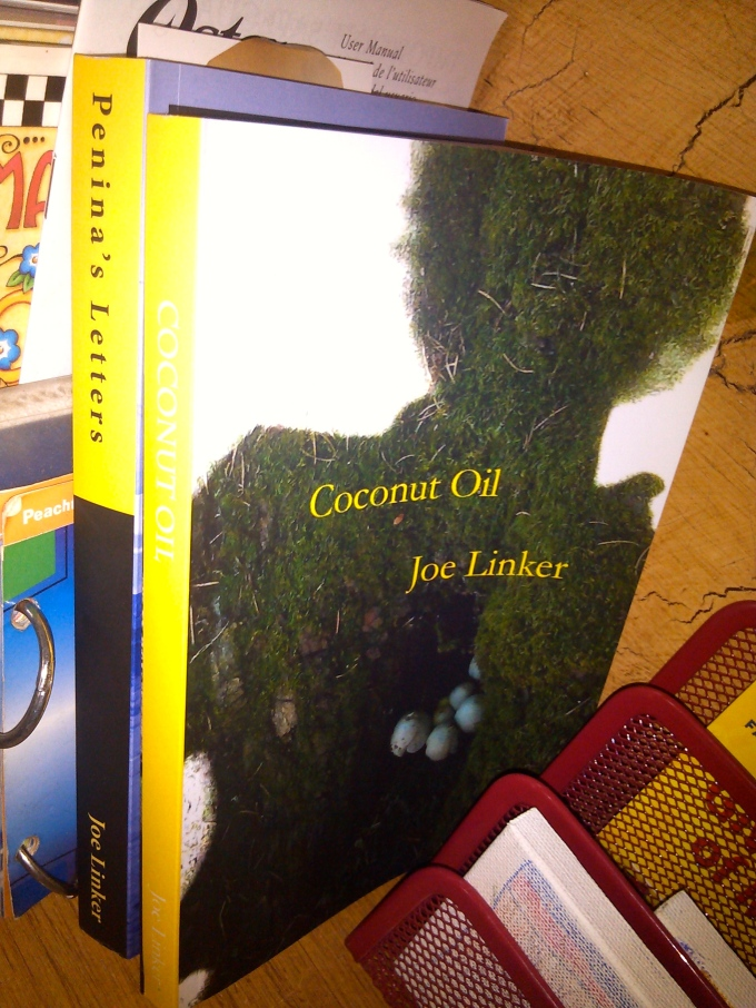 Em's Copies Penina's Letters and Coconut Oil