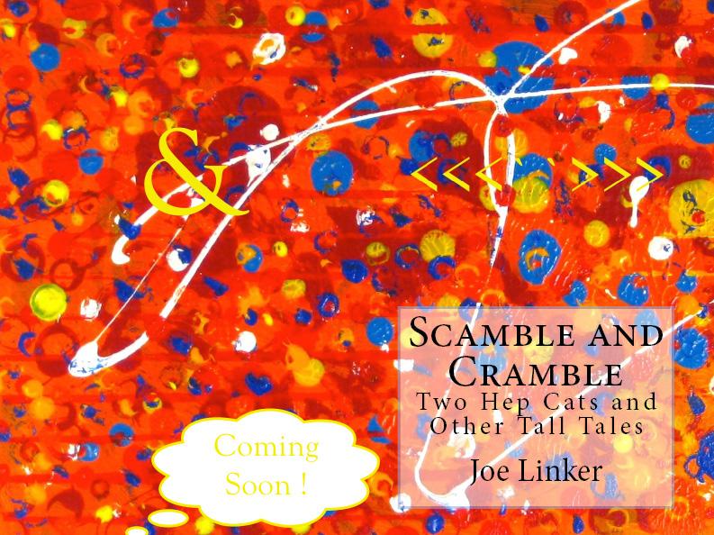 Scamble and Cramble Cover Design