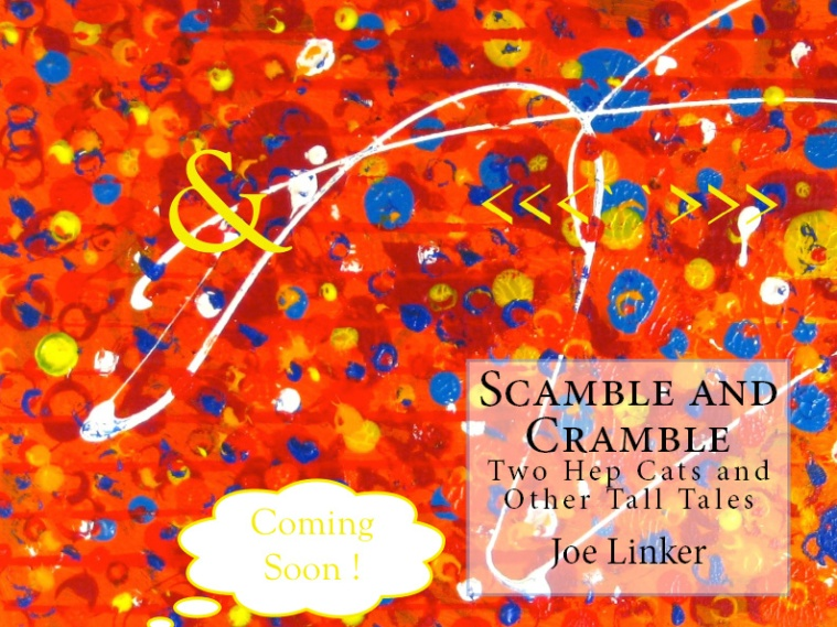 Scamble and Cramble Cover Design
