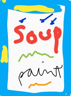 soup paint