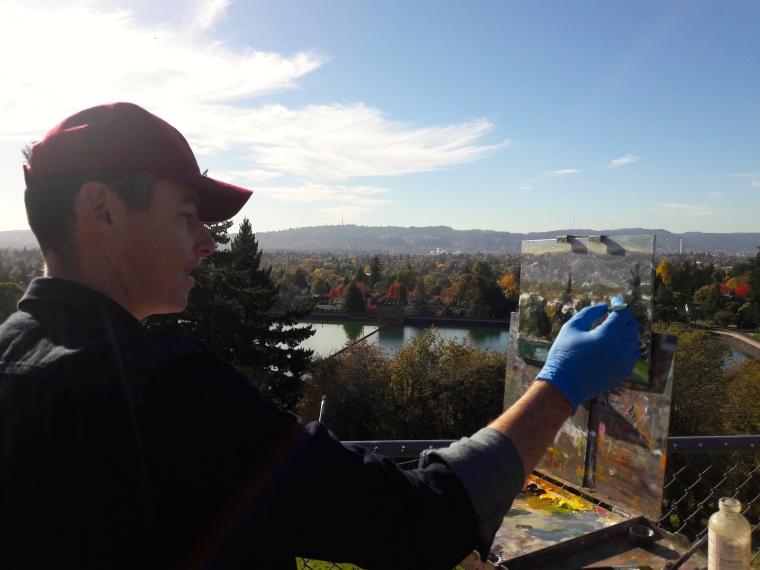 Jonathan Luczycki Mt Tabor 2
