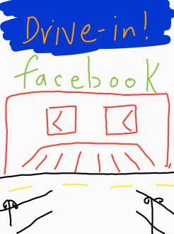 drive-in facebook